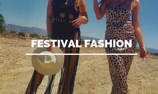 Four Must-Have Festival Trends and Look-book 2019